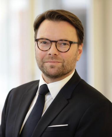 Photo of Patrik M. Paulus